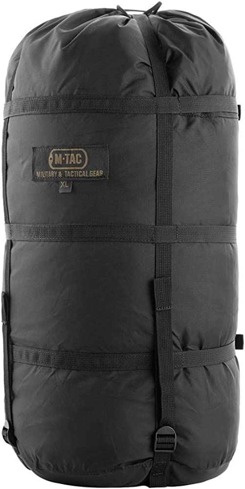 M-Tac Nylon Military Compression Sack Stuff Bag for Traveling Camping Hiking Backpacking XL
