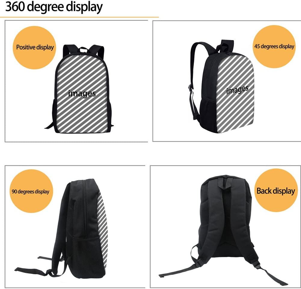 Inches Tupalatus Lightweight Kindergarten Rucksack Computer Pet Cat Backpack for Girl boy Canvas Backpack of 17