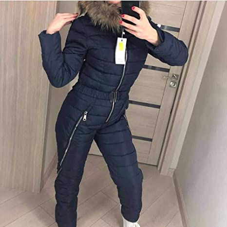 KAZSH Traje de esquí Nuevo Conjunto de Ropa de Invierno Prendas de ...