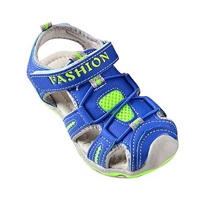 Chaussures Unisexes Summer Beach Sneakers Sandales Enfant Jeune Fille Garcon Sandales