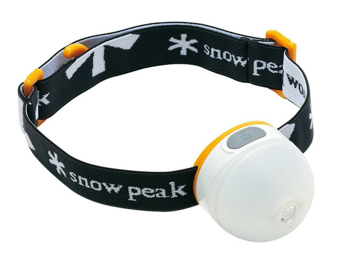 Snow Peak SnowMiner Headlamp / Lantern (japan import)