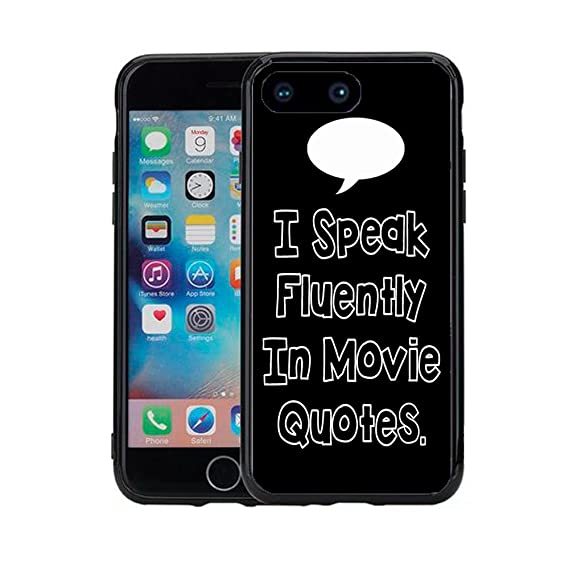 Amazoncom I Speak Fluently In Movie Quotes For Iphone 7 Plus 2016