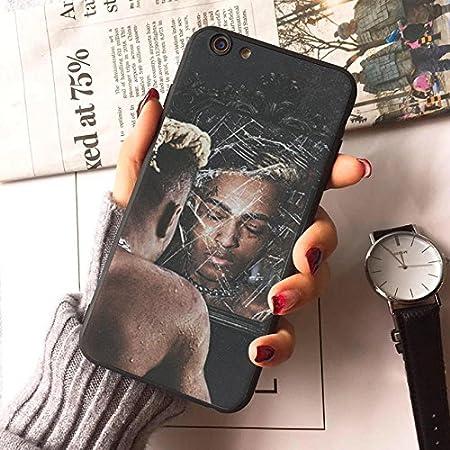 CH Products Ch Gris Noir Xxxtentacion Coque iPhone 5 Coque Gris ...