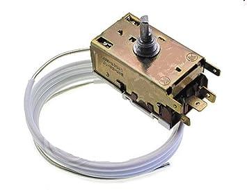 Kühlschrankthermostat Universal : Thermostat universal kühlschrank kontakte ausgerichtet oben