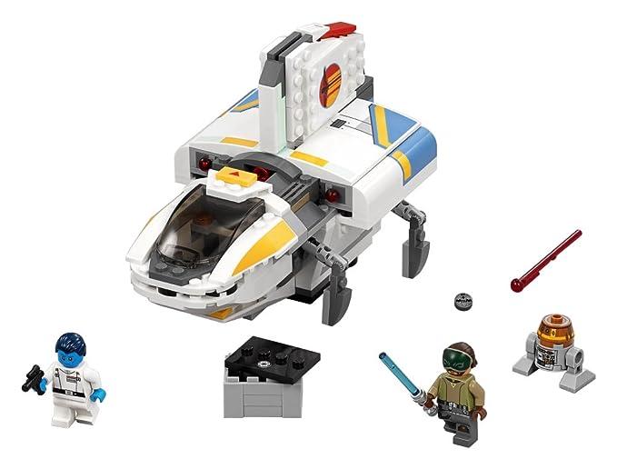Starfighter Lego Ensemble Figurines Wars Jedi 75168 Lkfct1j Star De Sans bY7vg6yf