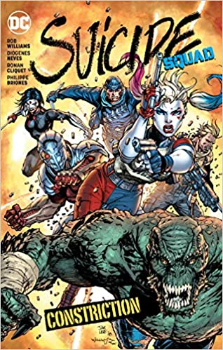 Amazon com: Suicide Squad Vol  8: Constriction