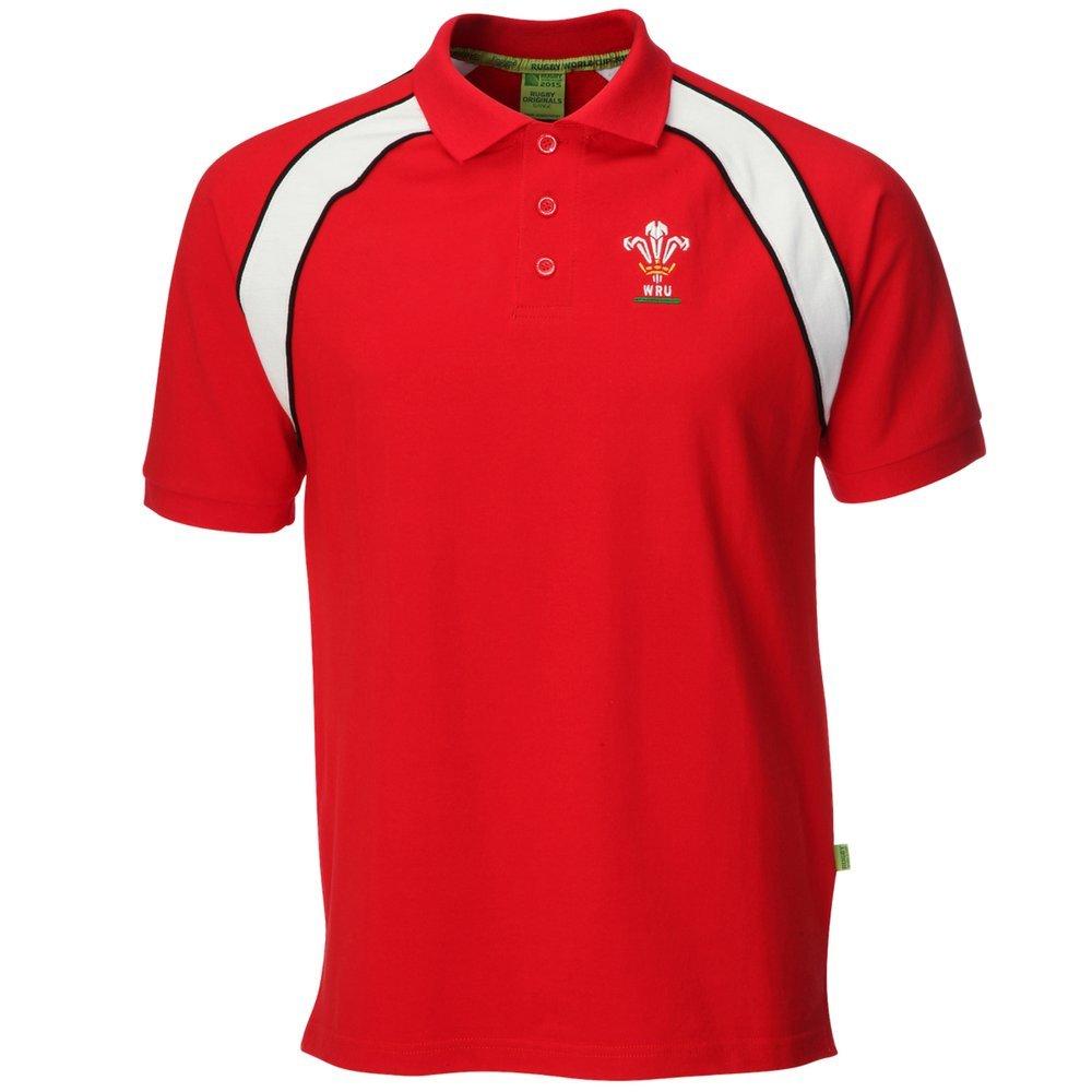 Licensing galés con balón de Rugby 2015 Contrast diseño de la ...