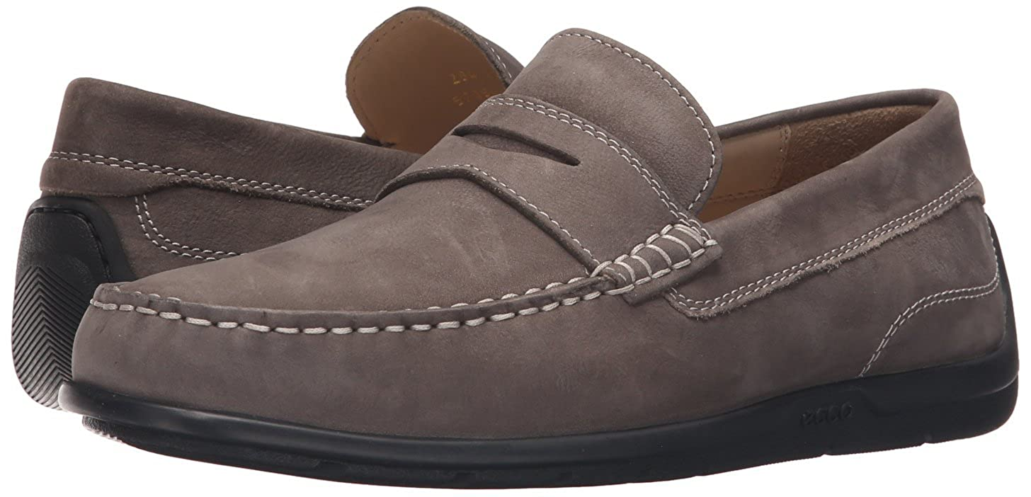 4e751088 Ecco Men's Classic Moc 2.0 Penny Loafer