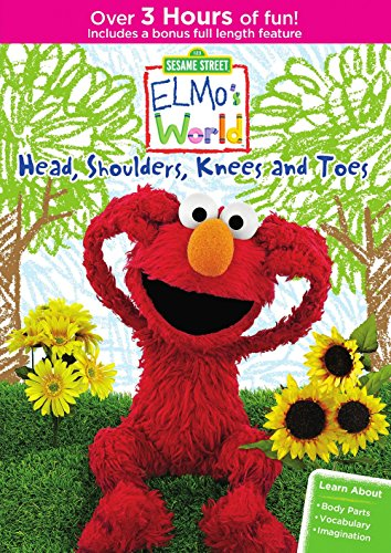 Sesame Street: Elmo's World: Head, Shoulders, Knees And Toes (Elmo Star)