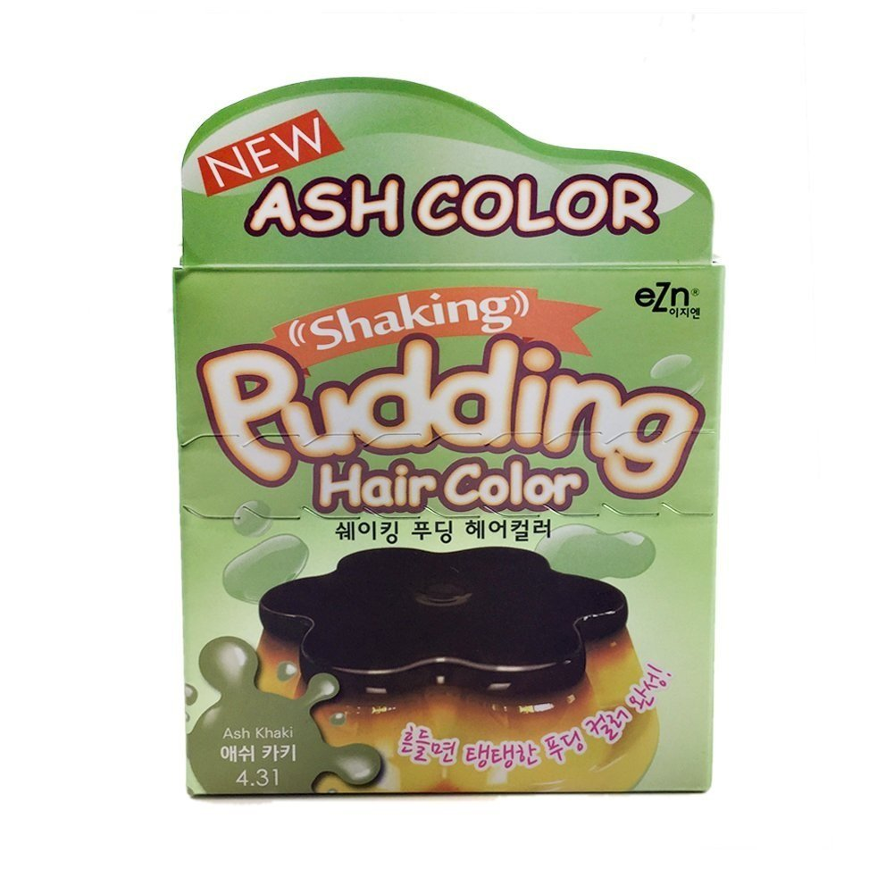 Amazon Shaking Pudding Hair Color Ash Pink 461 237oz Beauty