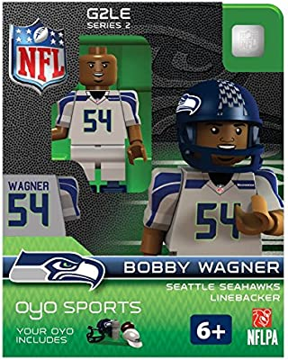 online retailer aaceb 4fe51 Amazon.com: Bobby Wagner OYO NFL Seattle Seahawks G2 Series ...