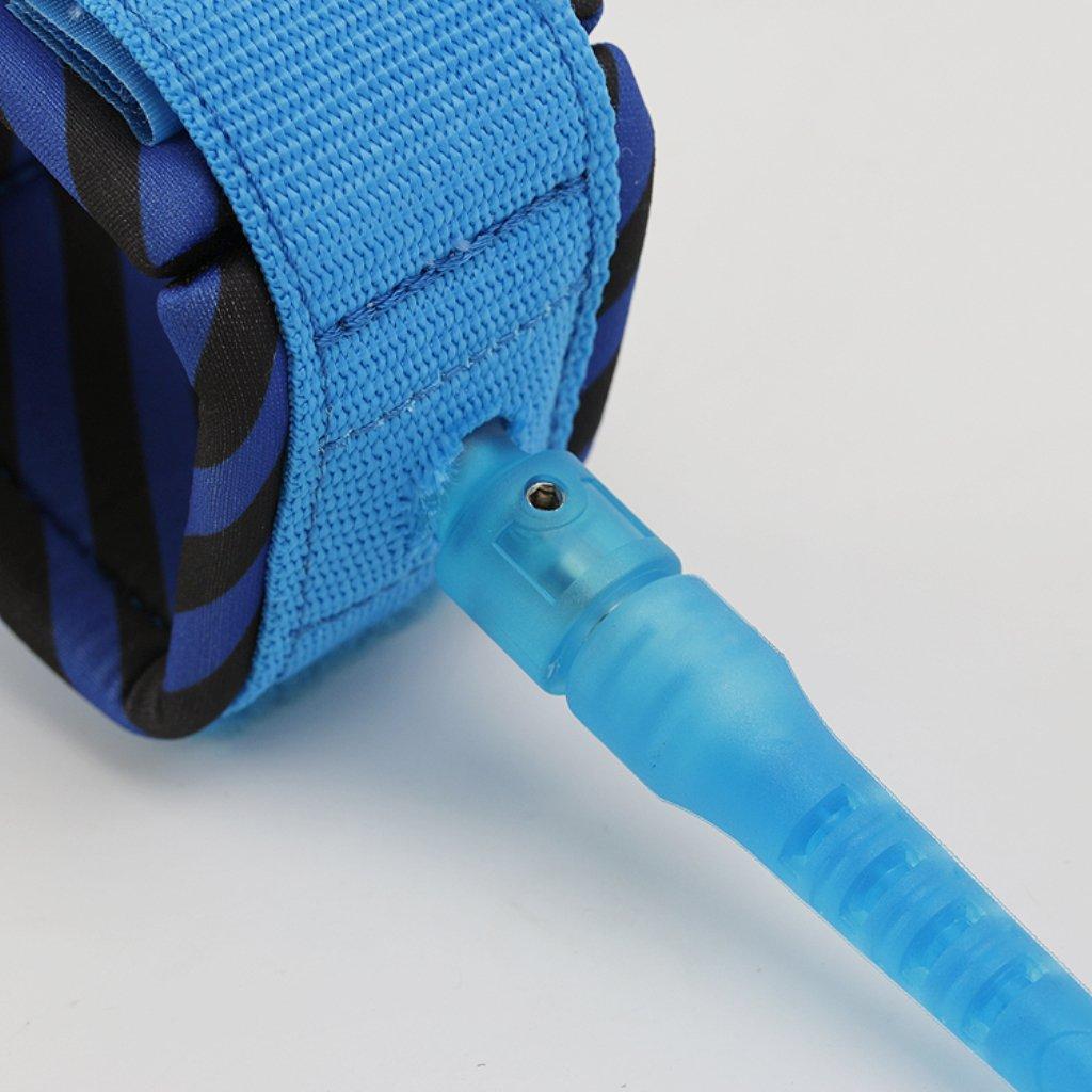 NON Sharplace 1 Unidad de Correa de Tabla de Surf para Juegos y Diversiones en Agua Abierta - Cielo Azul 10 pies: Amazon.es: Deportes y aire libre