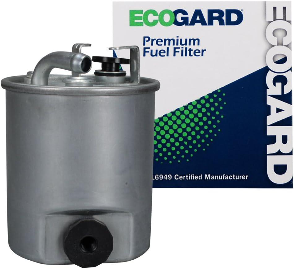 Amazon.com: EcoGard XF10037 Premium Fuel Filter: AutomotiveAmazon.com