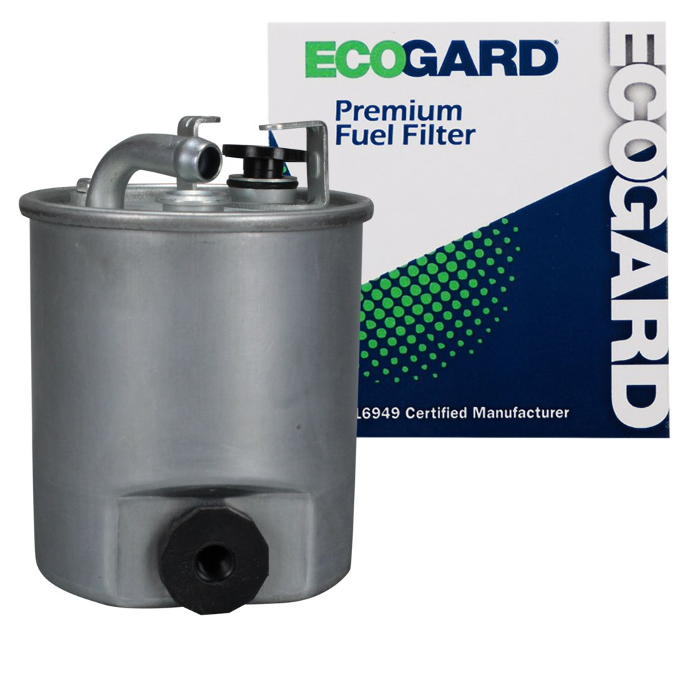 Amazon.com: ECOGARD XF10037 Diesel Fuel Filter - Premium Replacement Fits Dodge  Sprinter 2500, Sprinter 3500 / Freightliner Sprinter 2500, Sprinter 3500:  ...