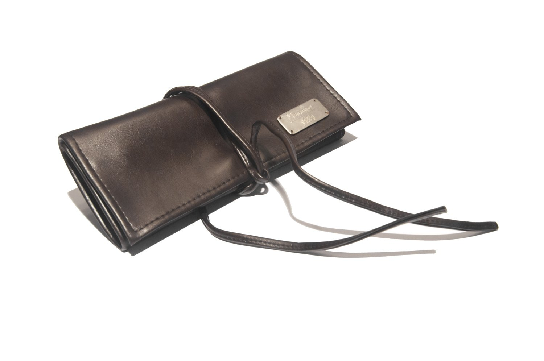 Reise Schmuckrolle Massano 1981, 100% handgemacht in Italien PTGM BT LX (brown)