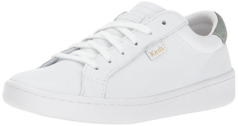Blanc (blanc Sage) Keds Ace Core Leather, Chaussures à Lacets Lacets Femme  en ligne