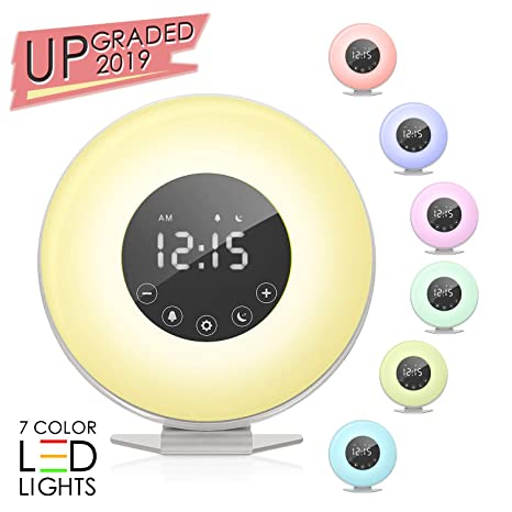 335d1ee86a5 Amazon.com  Sunrise Alarm Clock