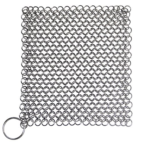 Blisstime Cleaner Stainless Chainmail Scrubber product image