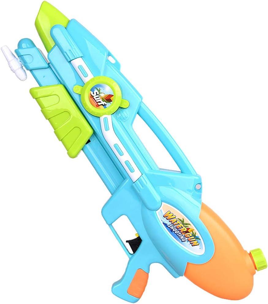 Hao-zhuokun 900ml,57 * 23 * 8.5cm Pistola de Agua Piscina de Alta Capacidad Juguetes Piscina al Aire Libre Playa Jardín Actividad de Agua Actividad Regalo de cumpleaños para niños