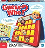 Hasbro HAS05801 Guess Who, Game