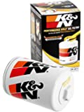 K&N Premium Oil Filter: Designed to Protect your Engine: Fits Select BUICK/CADILLAC/CHEVROLET/FORD Vehicle Models (See…