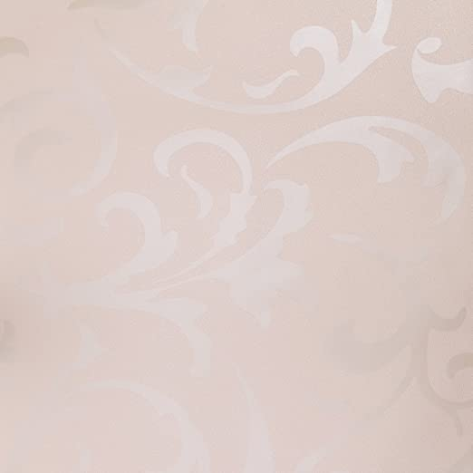 Hanmero Simple Design Classic European Acanthus Leaf Pvc Wallpaper Roll For Living Room Tv Backdrop Color 4