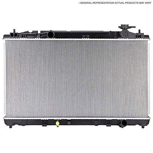 New Radiator For Ford Mustang Falcon & Mercury Comet 6-Cylinder - BuyAutoParts 19-01163AN New