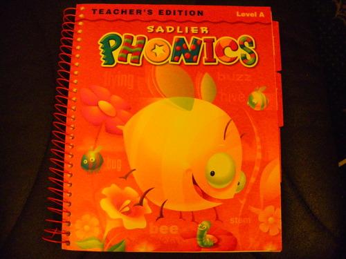 Read Online Sadlier Phonics, Teacher's Edition Level A, Grade 1 pdf