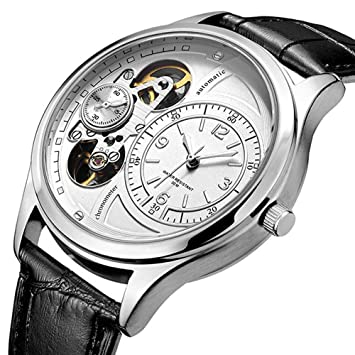 Amazon.com: S-Watch Mens Watches Relojes de Hombre Men ...