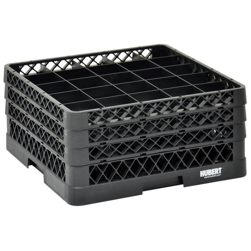 Vollrath Traex Black Plastic 25 Compartment