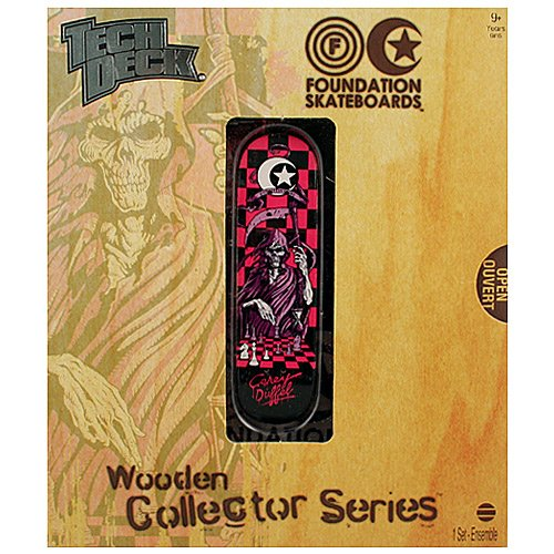 Tech Deck Wooden Collector Series [Corey Duffel - Foundation]