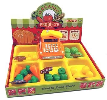 Brigamo 8323 - Puesto de mercado Niños tienda con caja ...