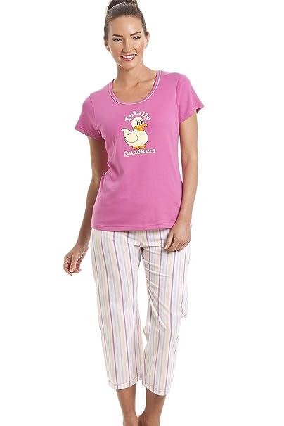 Camille - Pijama - para mujer rosa rosa