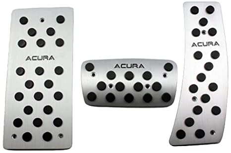 amazon com sundely foot rest fuel brake at pedals for acura 2009 rh amazon com Acura TL Custom Acura TL Manual Transmission