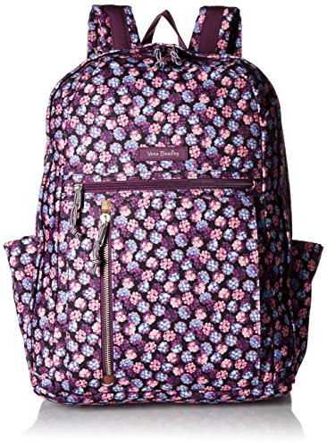 HOT DEAL! - Vera Bradley Women s Lighten up Just Right Backpack ... 21556ac97728f