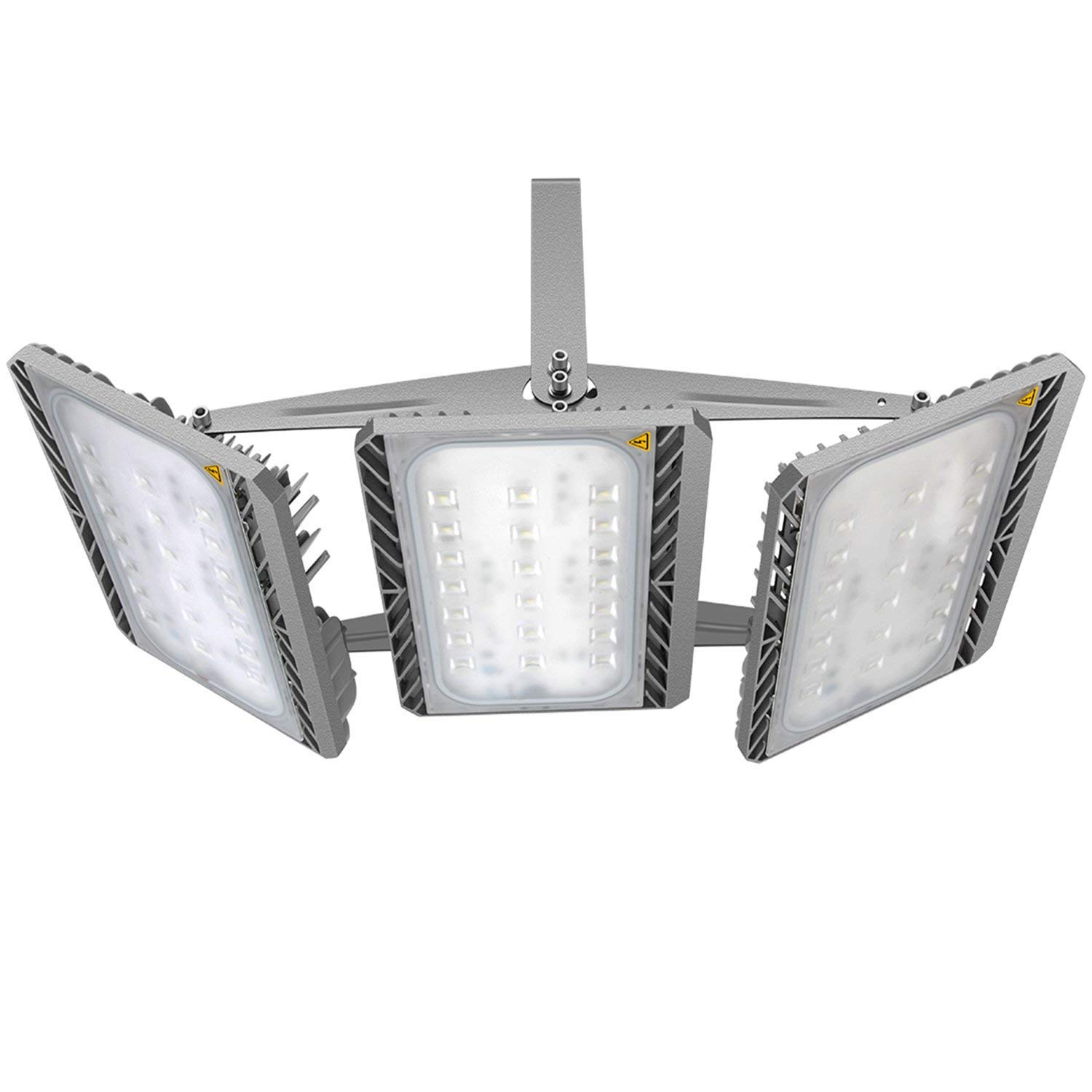 LED Flood Light Outdoor, STASUN 300W 27000lm LED Security Lights with Wider Lighting Area, 3000K Warm White, Built with CREE LED Source, Waterproof, Great for Street, Garage, Parking Lot by STASUN