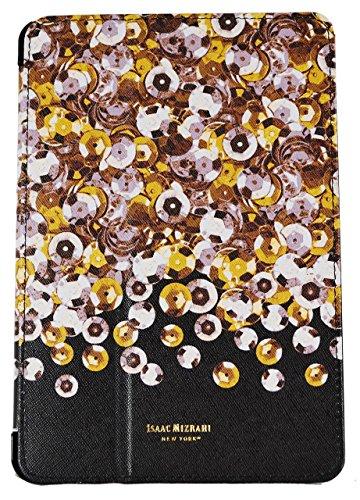 Isaac Mizrahi New York - iPad Mini/2/3 Case - Black/Gold CO8312U by Isaac Mizrahi