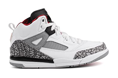 online retailer 6eee0 6b1fd Nike Air Jordan Spizike BP Little Kid s Shoes White Cement Grey, ...