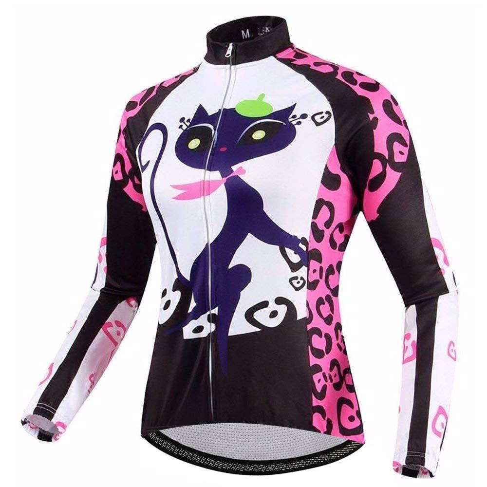 Uriah Womens Cycling Jacket Long Sleeve