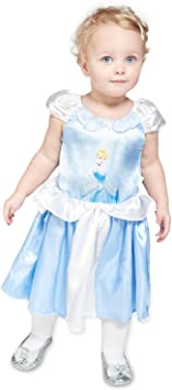 Disney Princesas Disfraz bebé, Color azul, 18-24 Meses (Travis ...