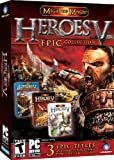 Heroes of might and magic V: Epic collection