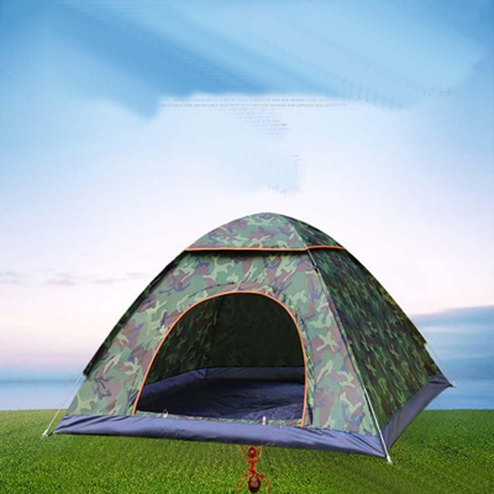 YNXing tragbares Outdoor-Cabana Anti-UV- und Sonnenschutz, Campingzelt, Pop-Up-Zelt, automatisches Zelt für 2-3 Personen