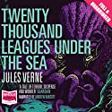 Twenty Thousand Leagues Under the Sea Hörbuch von Jules Verne Gesprochen von: Andrew Wincott