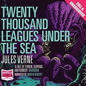 Twenty Thousand Leagues Under the Sea Hörbuch