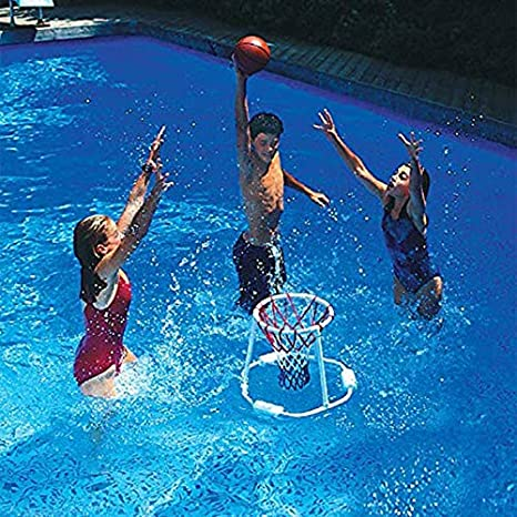 LYH Canasta Baloncesto Infantil Piscina De Agua Competencia ...