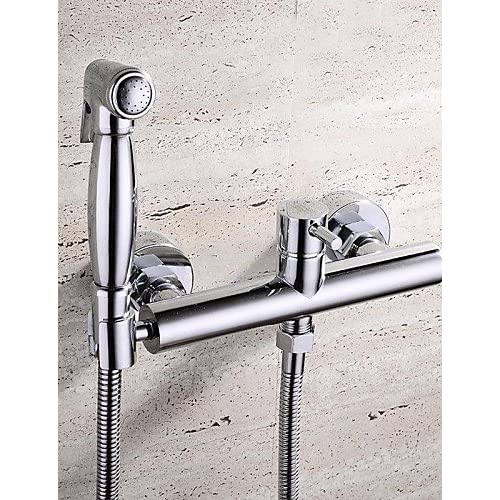 BL HPB Contemporary Chrome Finish Brass Bidet Faucet outlet