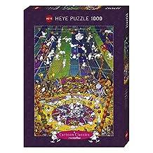 "Heye ""Crazy Circus Mordillo"" Cartoon Puzzles (1000-Piece, Multi-Colour) by Heye"
