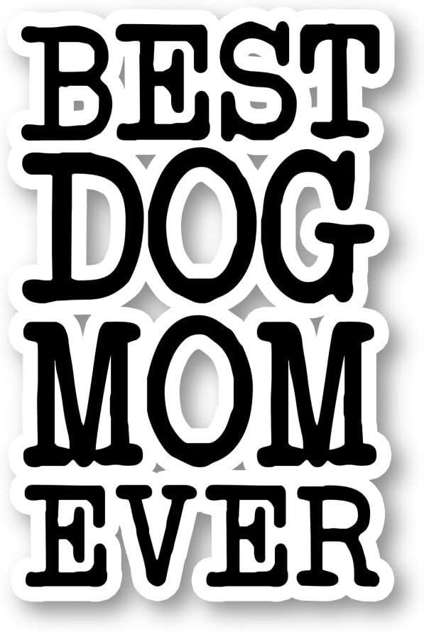 Dog Mom Sticker Dog Mom Stickers - Laptop Stickers - 2.5