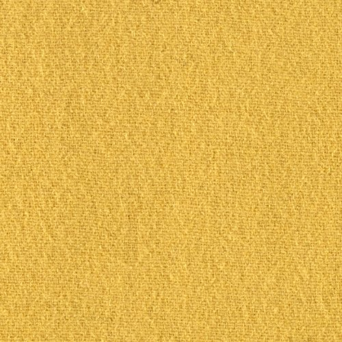 Riley Blake Melton Wool Blend Daffodil Fabric By The (Wholesale Wool Fabric)