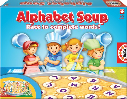 - Alphabet Soup Game